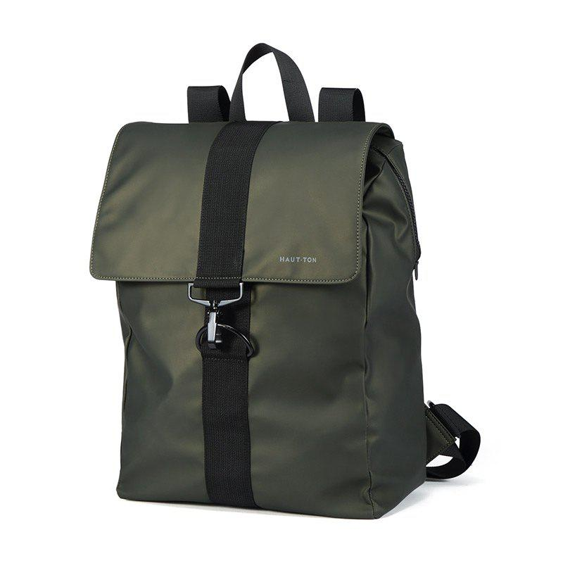 Unique HAUT TON Outdoor Backpack Travel Hiking Camping Rucksack Pack Casual Large College School Daypack Shoulder Book Bags