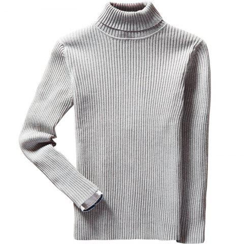 Store Men's Winter Long Sleeve Turtleneck Sweater