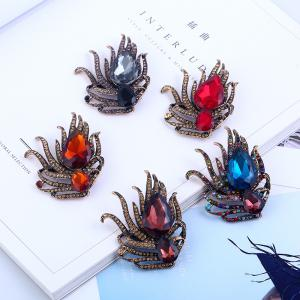 Fashionable Dress Is Creative Temperament Fire Brooch -