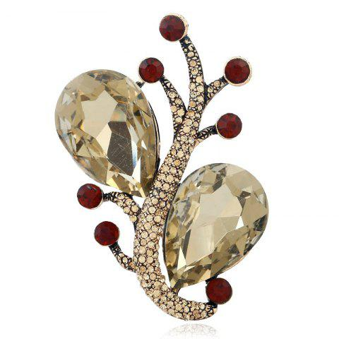 Affordable Creative Temperament Fashionable Pin Snail Brooch