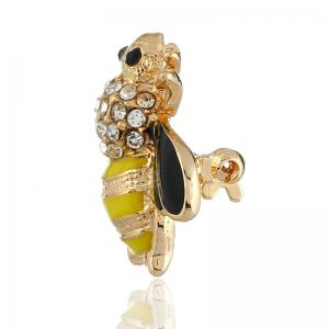 New Style of Fashion Personalized Bee Brooch -