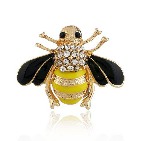 Outfit New Style of Fashion Personalized Bee Brooch