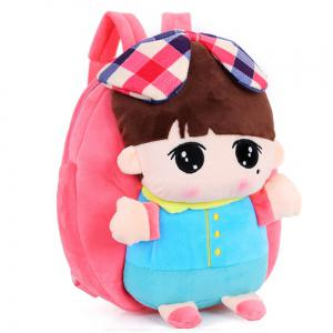 Le sac d'école de fille Cartoon Doll Cute Kids 'Backpack -