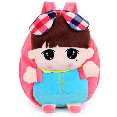 Le sac d'école de fille Cartoon Doll Cute Kids 'Backpack
