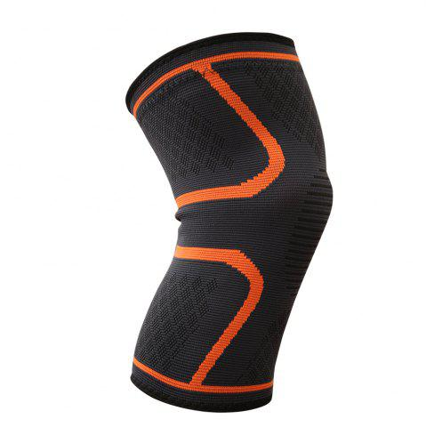 Unique Boer Comfortable Anti Slip Compression Knitting Knee Brace Support Sleeve for Pain Relief Products Yoga Sports