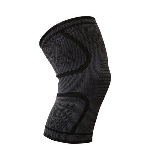 Affordable Boer Comfortable Anti Slip Compression Knitting Knee Brace Support Sleeve for Pain Relief Products Yoga Sports