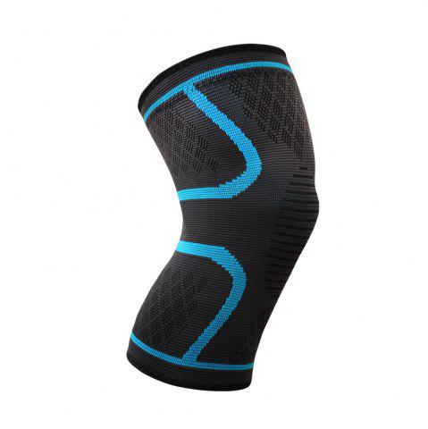 Discount Boer Comfortable Anti Slip Compression Knitting Knee Brace Support Sleeve for Pain Relief Products Yoga Sports