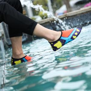 New Comfortable Breathable Cartoon Swimming Shoes -