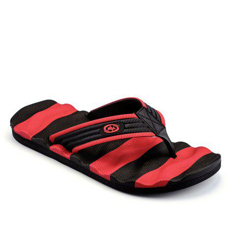 Fancy Outdoor Beach Non-slip Slipers for Man
