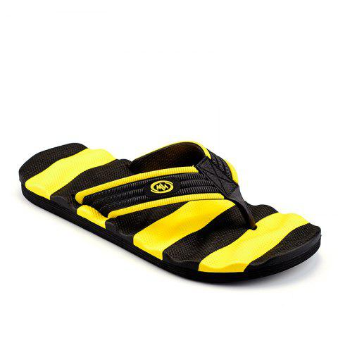 Chic Outdoor Beach Non-slip Slipers for Man