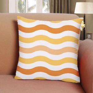 Bright Color Warm Indoor Decoration Household Linen Cushion Cover Hold Pillowcaswe -