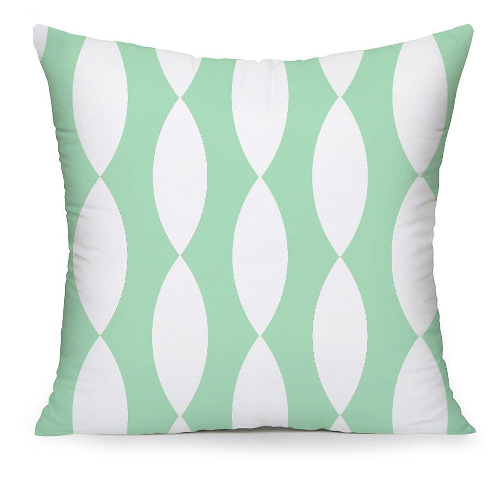 Hot Three Dimensional Geometry of Elliptic Stitching Fresh Pillowcase