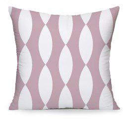 Visual Effect of Geometry Pillowcase Sofa Cushion Cover -