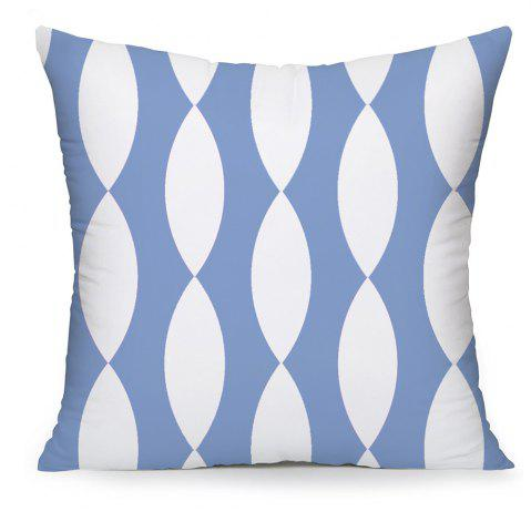 Hot White Geometry Home Decorations Cotton Cushion Cover