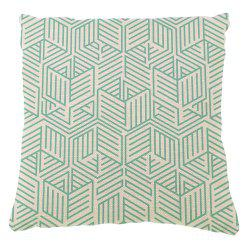 Retro Creative Geometric Lines Sofa Cushion Cover Pillowcase -