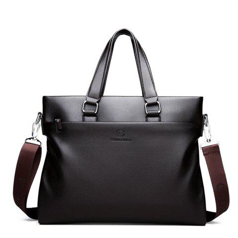 Outfit Briefcase Business Portable Shoulder Messenger Men Bag