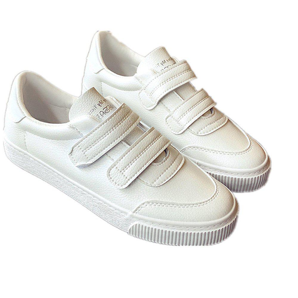 Buy Velcro Harajuku Breathable Shoes