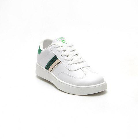 Новая весна All-Match Student Leather Fresh Art Leisure Shoes