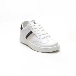 The New Spring All-Match Student Leather Fresh Art Leisure Shoes -