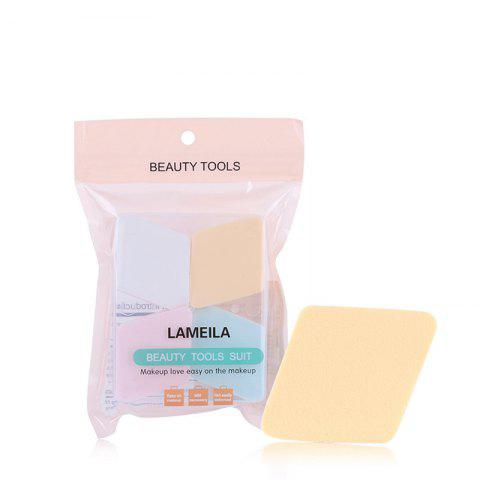Store Lameila Cosmetic Sponge Puff Base Makeup Tool 4PCS