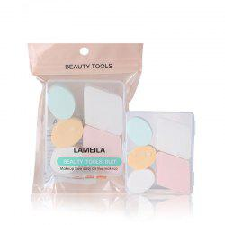 Lameila BB Cream Cosmetic Puff Makeup Tool 5PCS -