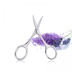 Lameila Multi-function Stainless Steel Small Scissor Makeup Tool -