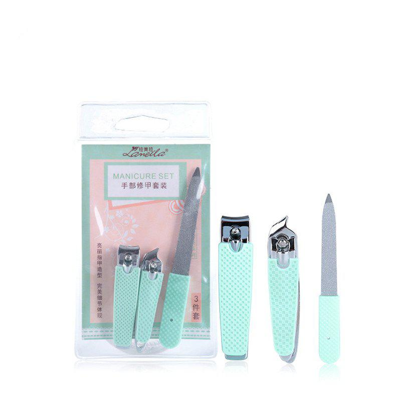 Shop Lameila Multi-function Nail Care Tool Set 3PCS