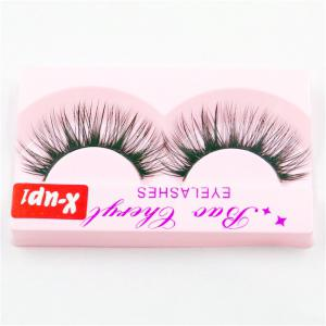 Natural Eyelashes Long Makeup 3D Mink Lashes Extension -