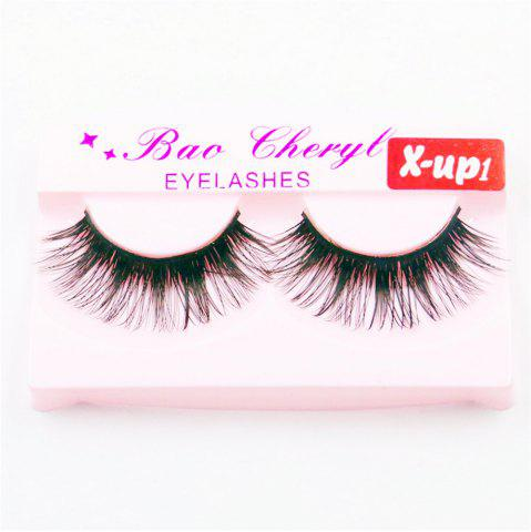 Cheap Natural Eyelashes Long Makeup 3D Mink Lashes Extension
