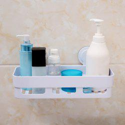 Sucker Bathroom Racks Toiletries Storage Shelves -