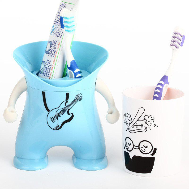 Sale Wash Suit Creative Toothbrush Holder Dust-Resistant Mouth Cup Variety Shape