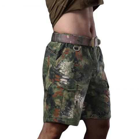 Online Outdoor Self-Cultivation Breathable Quick-Drying Fishing Sports Camouflage Pants
