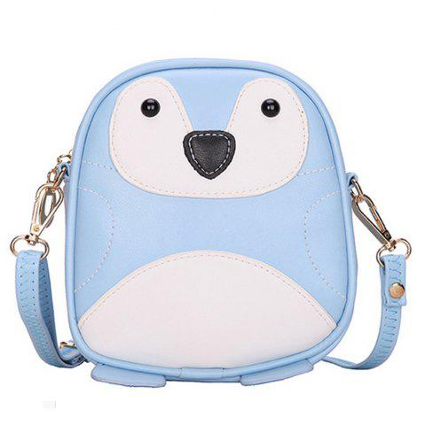 Shops Girl's Shoulder  Penguin Pattern Cute Kids Bag