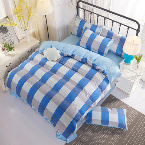 Store Washed Cotton Four-Piece Set Bedding