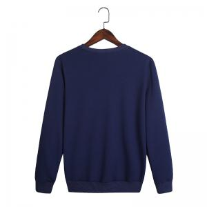 Printemps et Automne Impression Head Neck Sweatshirt -