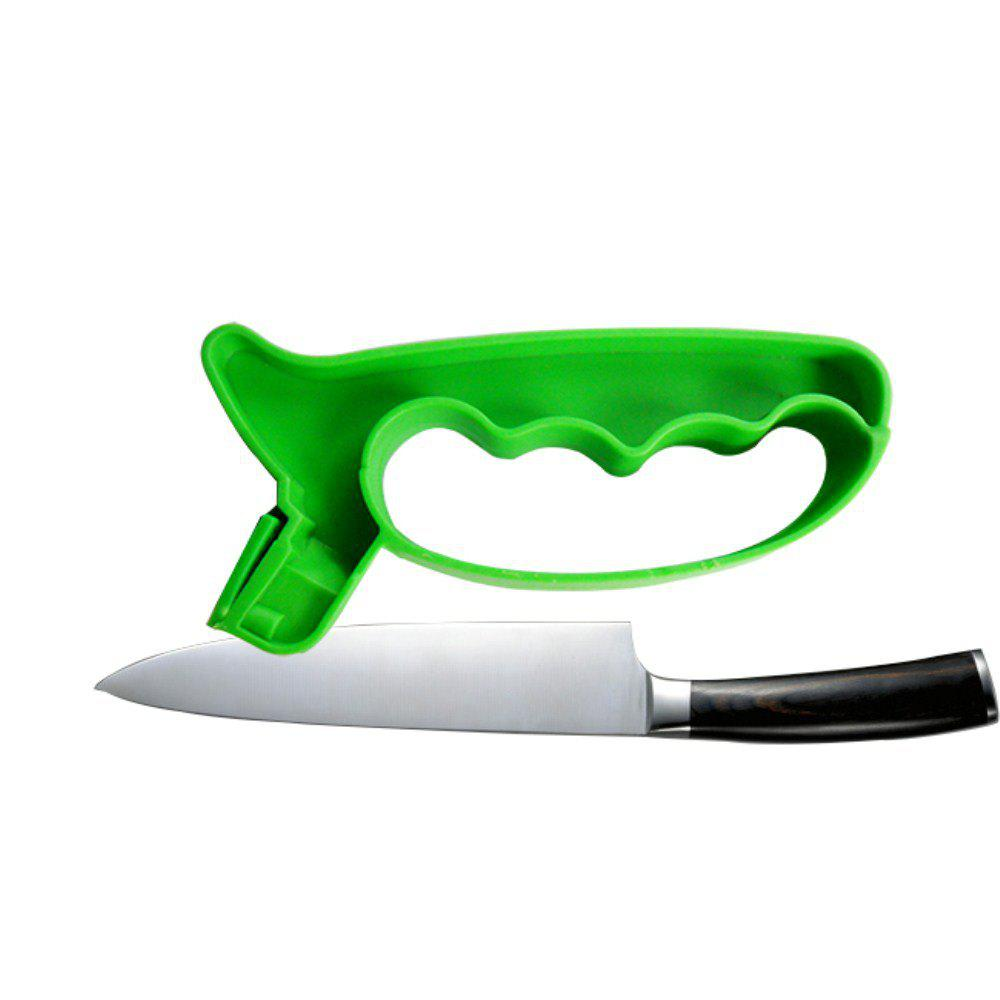 Affordable New Kitchen Home Small Tungsten Steel Quick Sharpener