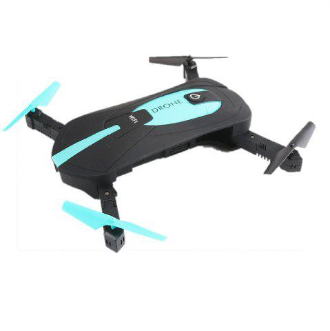 Shop Parrokmon JY018 Foldable Mini Selfie RC Drone Altitude Hold WiFi Phone Control