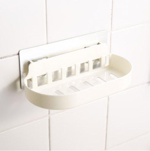 Unique 5060 Nordic Style Suction Rack Shelf Bathroom Wall Hanging Cosmetics Storage Racks