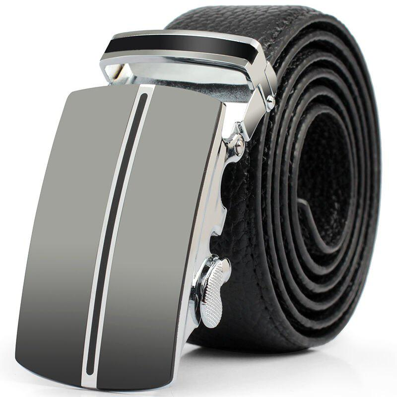 Outfit Men's Business Casual Leather Belt