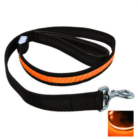 Sale YWXLight Pet Dog Collar Luminous Dogs Leash Luminous LED Light