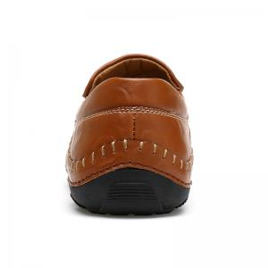 ZEACAVA Fashion Casual Business Leather Shoes for Men -