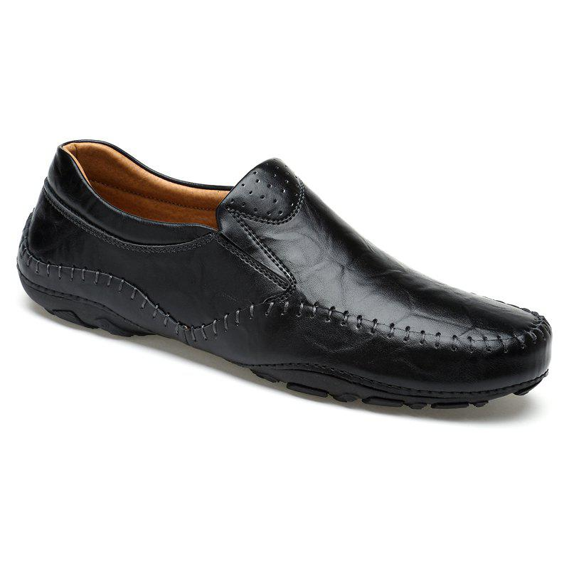 New ZEACAVA Fashion Casual Business Leather Shoes for Men