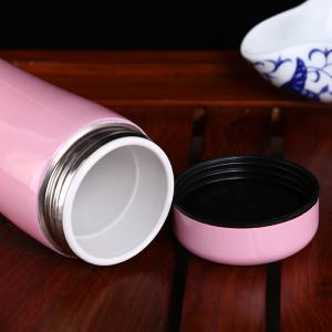 Creative Ceramic Stainless Steel Insulation Cup -