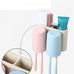 Wheat Straw Wash Rinse Toothbrush and Gargle Suit -