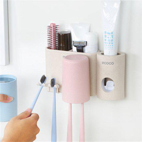 Shops Wheat Straw Wash Rinse Toothbrush and Gargle Suit