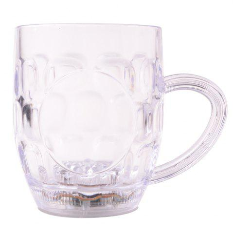 Cheap Lighting Platinum Beer Cup LED Flashing Inductive