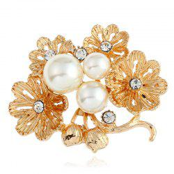 Поп-богиня Daisy Pin Flower Brooch -