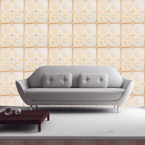 Store PVC Marble Pattern Fashion Wall Stickers