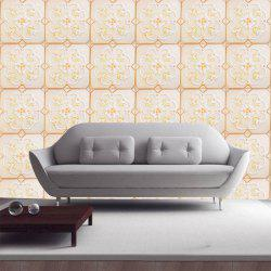 PVC Marble Pattern Fashion Wall Stickers -