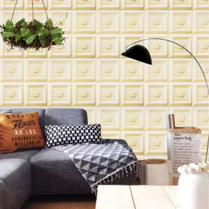 PVC Marble  Decorative Wall Stickers -